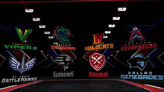 XFL Unveils Team Names, Logos For All Eight Franchises Ahead Of 2020 Season