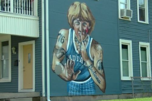 Larry Bird wants artist to remove tattoos from Indianapolis mural