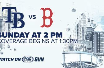 Preview: Rays try to pull out of recent slump, avoid getting swept by Red Sox