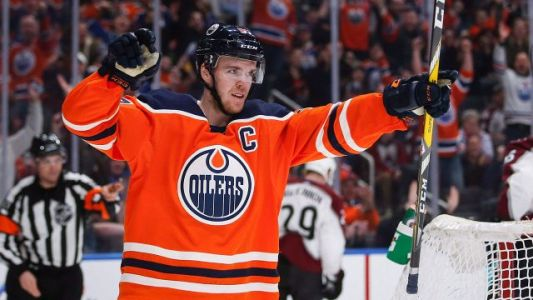 Oilers' Alex Chiasson has earned his place on Connor McDavid's wing