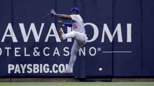 The 10 best photos from Yasiel Puig's memorable Game 7
