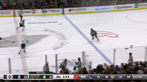 The Jets, Wild and a crazy, unlikely finish: 'Tough way to lose'
