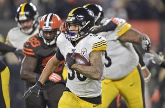Steelers WR Smith-Schuster suffers concussion vs. Browns