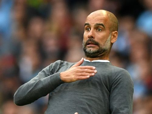 Man City are not ready to win the Champions League, claims Guardiola