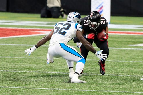Falcons vs. Panthers prediction, line: Take the Over - with one caveat