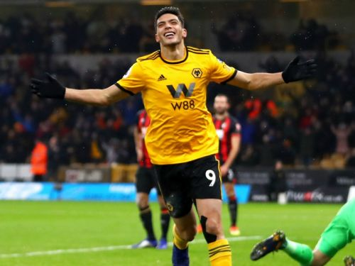 Wolves 2 Bournemouth 0: Jimenez and Cavaleiro score against toothless Cherries
