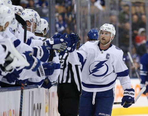 Tampa Bay Lightning off to a slow start