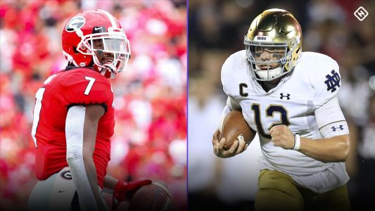 College football picks, Week 4: Georgia, Notre Dame headline Playoff-defining weekend
