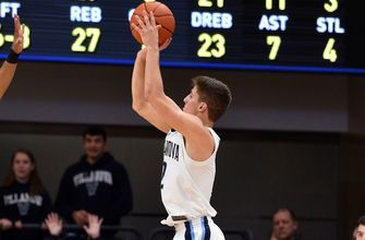Collin Gillespie knocks down 6 threes in No. 22 Villanova's win over Xavier