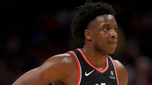 OG Anunoby health update: Raptors forward will be active for Game 2