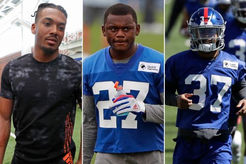 Critical camp battles to watch in Giants' overhauled secondary