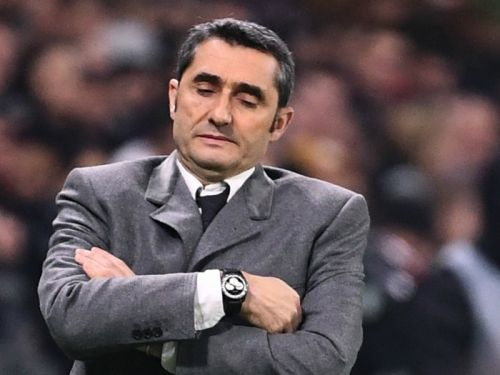 Valverde accepts 0-0 a 'dangerous' result for Barca to take back to Camp Nou