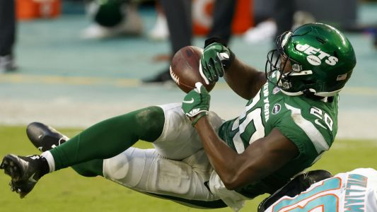 Jets' Marcus Maye births Butt Pick after using rear end to make sensational interception
