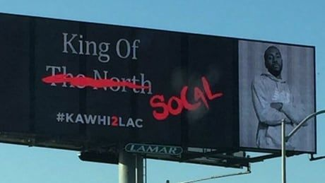 L.A. billboards push for Clippers to sign NBA champion Kawhi Leonard