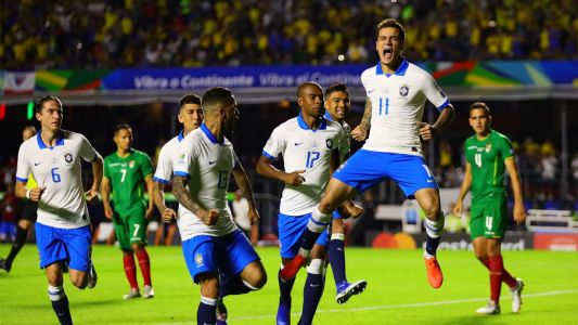 Brazil's Philippe Coutinho to finish as Copa America top scorer?