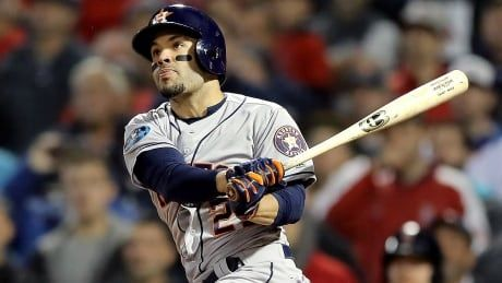 Altuve to DH among trio of Astros moves for Game 3: MLB playoff notes