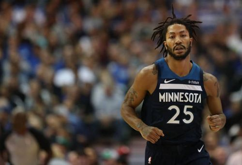 Tom Thibodeau: Healthy Derrick Rose 'One of the Best Players in the League'
