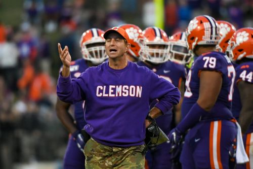 Ex-Clemson football player Kanyon Tuttle calls out coach Dabo Swinney, tells him to 'take a stand' on racism