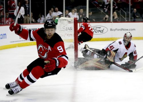 Convincing former NHL MVP Taylor Hall to stay in New Jersey might be a Devil of a task