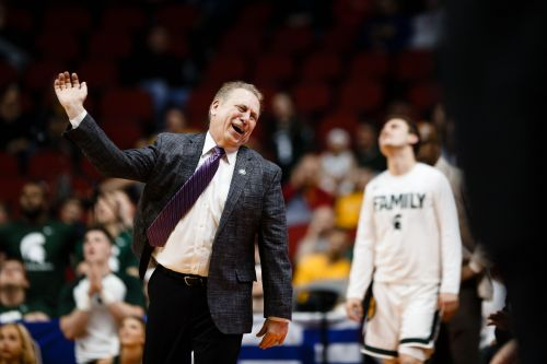 Opinion: Tom Izzo still Mr. March, but only because Michigan State survived