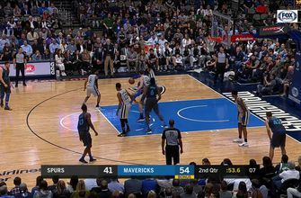 HIGHLIGHTS: Rudy Gay with the Putback Dunk in the 2nd