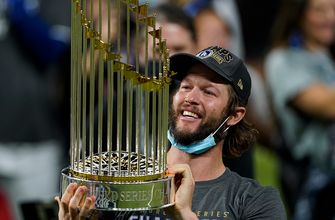 Clayton Kershaw comments on where his legacy stands following first career World Series title
