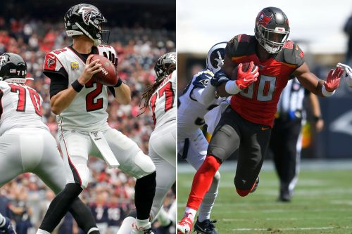 Fantasy football Week 6 Start 'Em, Sit 'Em: Matt Ryan, O.J. Howard