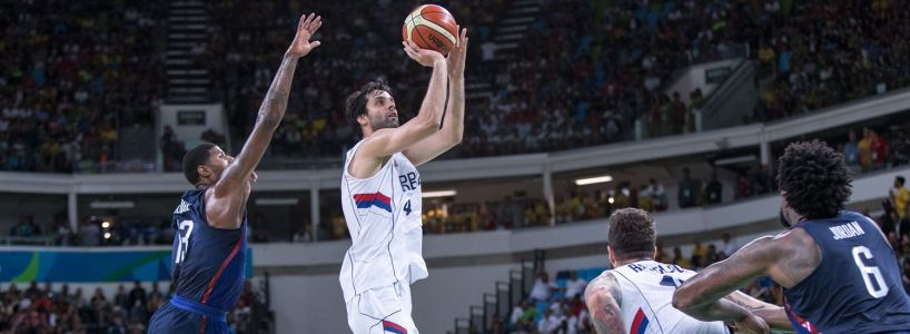 Teodosic named in Serbia squad for European Qualifiers