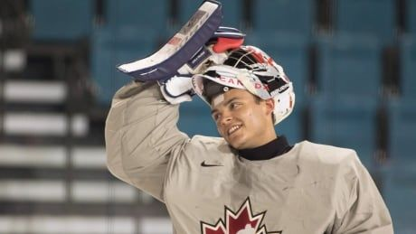 Canadian goalie Mike DiPietro gets second chance at world juniors dream