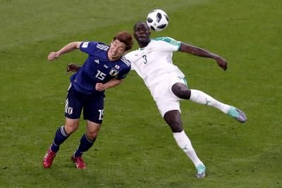 World Cup: Japan, Senegal play to 2-2 draw