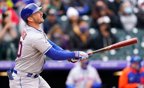 Mets' Pete Alonso 'all in' on defending Home Run Derby title