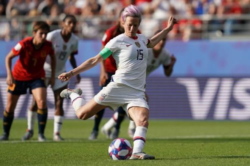 Rapinoe fires USA into World Cup quarters clash with France