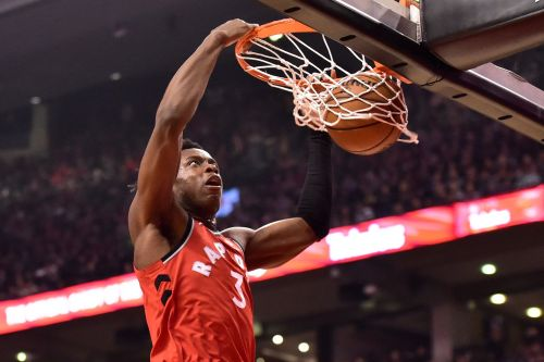 Siakam scores career-best 44, Raptors beat Wizards 129-120