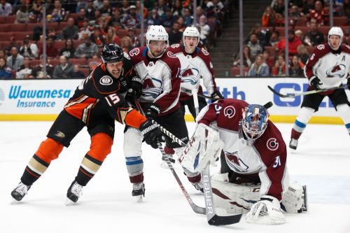 Rantanen lifts Avalanche over Ducks 4-3 with 1.3 left in OT