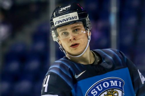 Kaapo Kakko wants Devils to think twice before NHL draft
