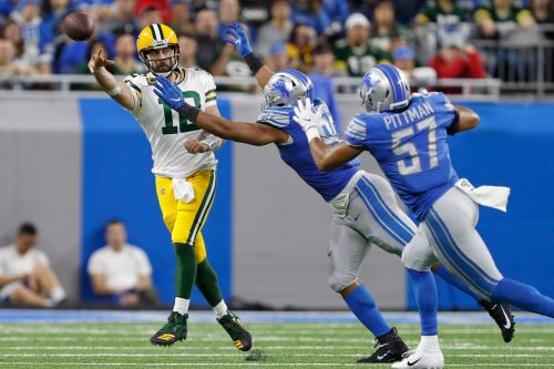Detroit Lions at Green Bay Packers: Live stream, how to watch, odds, time