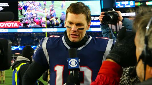 After Further Review: Tom Brady dishes best fake yet with 'Patriots suck' comment