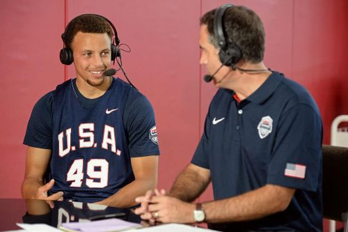 Stephen Curry Wants To Make His Olympic Debut In 2020
