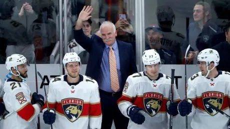 'Unproven' Panthers have Quenneville reminiscing on early Blackhawks days