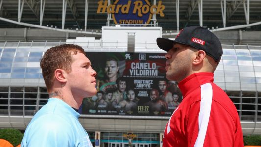 Canelo Alvarez vs. Avni Yildirim betting odds, prediction, trends, prop bets for 2021 fight