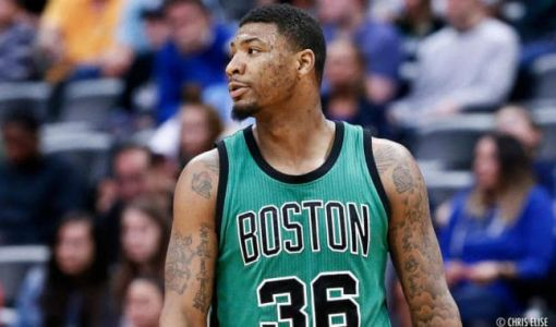 Champion des amendes, Marcus Smart en reprend une belle