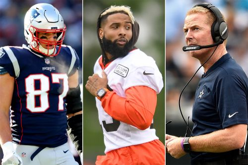 Browns legitimacy, Gronk-less Patriots, coaches on hot seat: Top NFL storylines