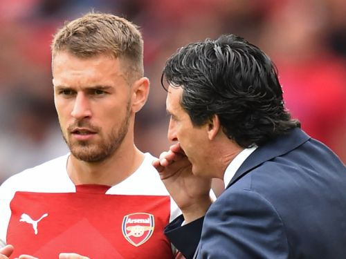 Video: I respect Ramsey's decision - Emery on Juventus move
