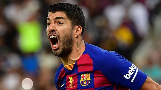 Atletico-bound Suarez knew Koeman wanted him out but admits Barcelona farewell still 'very hard'