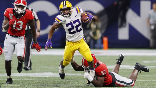 2020 NFL Draft prospect rankings: Running backs