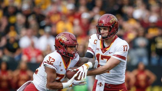 Peterson's Week 3 Big 12 picks: Iowa State-OU matchup features marquee players in David Montgomery, Kyler Murray