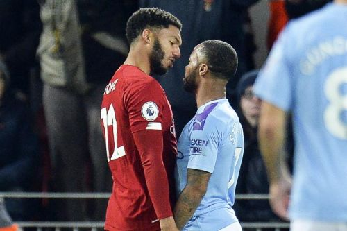 England drops Raheem Sterling vs. Montenegro after second Joe Gomez clash