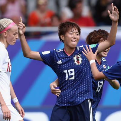 Ueki and Japan keen to make history in France