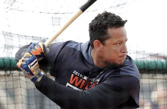 Cabrera faces pitcher for 1st time since June arm injury