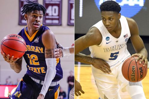 Knicks can't go wrong with future All-Stars Ja Morant or RJ Barret